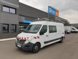 Fourgon Renault Master Fourgon Double cabine F3500 L3H2 2.3 DCI 135CH CABINE APPROFONDIE GRAND CONFORT Occasion