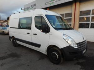 Fourgon Renault Master Fourgon Double cabine L2H2 DCI 125 Occasion