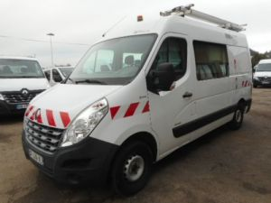 Fourgon Renault Master Fourgon Double cabine L2H2 DCI 125 DOUBLE CABINE 7 PLACES Occasion