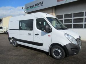 Fourgon Renault Master Fourgon Double cabine L2H2 DCI 130 DOUBLE CABINE Occasion