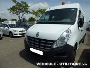 Fourgon Renault Master Fourgon Double cabine L2H2 DCI 2L3  5 PLACES Occasion