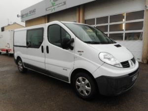Fourgon Renault Trafic Fourgon Double cabine L2H1 DCI 115 Occasion