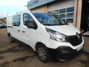 Fourgon Renault Trafic Fourgon Double cabine L2H1 DCI 120 Occasion
