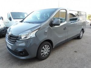 Fourgon Renault Trafic Fourgon Double cabine L2H1 DCI 140 DOUBLE CABINE Occasion