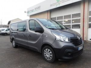 Fourgon Renault Trafic Fourgon Double cabine L2H1 DCI 145 DOUBLE CABINE Occasion