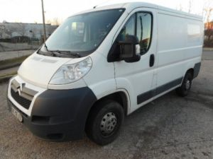 Fourgon Citroen Jumper Fourgon tolé L1H1 HDI 100 Occasion
