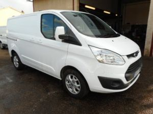 Fourgon Ford Transit Fourgon tolé custom L1H1 TDCI 125 Occasion