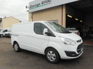 Fourgon Ford Transit Fourgon tolé CUSTOM L1H1 TDCI 155 TREND Occasion