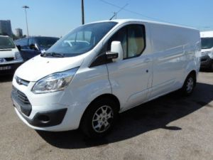 Fourgon Ford Transit Fourgon tolé CUSTOM L2H1 TDCI 125 Occasion