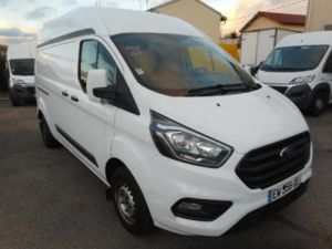 Fourgon Ford Transit Fourgon tolé CUSTOM L2H2 TDCI 105 Occasion