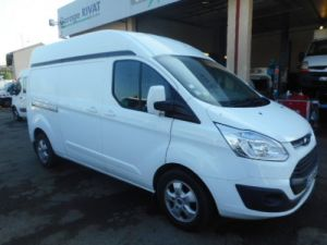 Fourgon Ford Transit Fourgon tolé CUSTOM L2H2 TDCI 125 Occasion