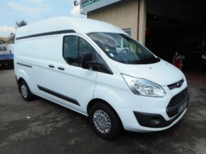 Fourgon Ford Transit Fourgon tolé CUSTOM L2H2 TDCI 1254 Occasion