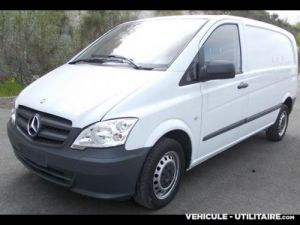 Fourgon Mercedes Vito Fourgon tolé 110 Compact Occasion