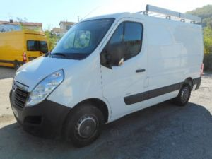 Fourgon Opel Movano Fourgon tolé L1H1 CDTI 135 Occasion