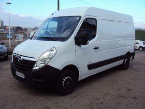 Fourgon Opel Movano Fourgon tolé L2H2 135cv Occasion