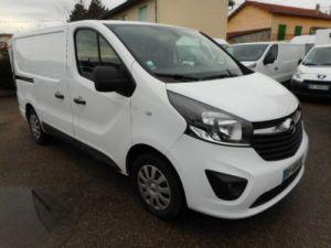 Fourgon Opel Vivaro Fourgon tolé L1H1 CDTI BITURBO 120 Occasion
