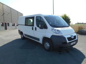 Fourgon Peugeot Boxer Fourgon tolé PACK CD CLIM Occasion