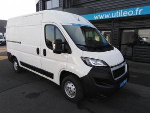 Fourgon Peugeot Boxer Fourgon tolé PACK CLIM Occasion
