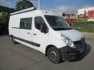 Fourgon Renault Master Fourgon tolé L3H2 DCI 170 DOUBLE CABINE Occasion
