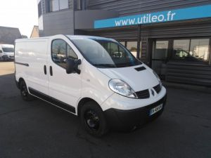 Fourgon Renault Trafic Fourgon tolé GRAND CONFORT Occasion