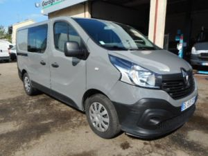 Fourgon Renault Trafic Fourgon tolé L1H1 DCI 145 DOUBLE CABINE Occasion