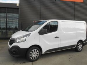 Fourgon Renault Trafic Fourgon tolé L1H1 DCI95 GRANGD CONFORT Occasion