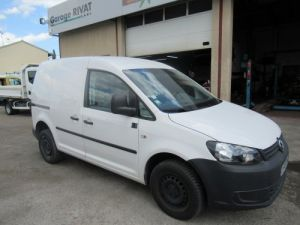 Fourgon Volkswagen Caddy Fourgon tolé TDI 110 4MOTION 4X4 Occasion