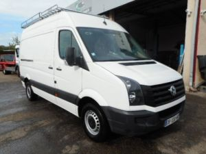 Fourgon Volkswagen Crafter Fourgon tolé L2H2 160CV Occasion