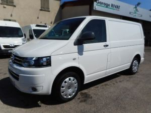 Fourgon Volkswagen Transporter Fourgon tolé 4 MOTIONS 140 TDI  Occasion