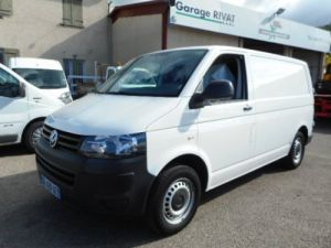 Fourgon Volkswagen Transporter Fourgon tolé L1H1 TDI 114 Occasion