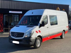Fourgon Mercedes Sprinter 316 CDI 43 S FOURGON 7 PLACES CROCHET Occasion