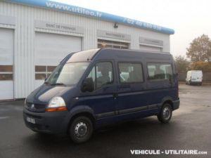 Fourgon Renault Master Minibus L2H2 Occasion