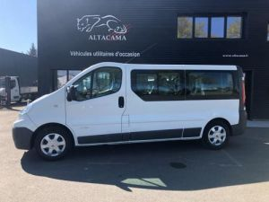 Fourgon Renault Trafic Minibus 150 CV 9 PLACES 1 FAUTEUIL Occasion