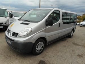 Fourgon Renault Trafic Minibus L2H1 DCI 115 9 PLACES Occasion