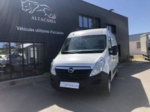 Fourgon Opel Movano 125 FOURGON CAMION ATELIER EQUIPE DE DISTRIBUTEUR ET COLLECTE D'HUILES USAGEES Occasion