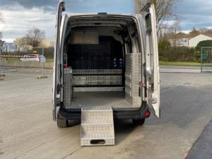 Fourgon Renault Master 125 FOURGON GRAND CONFORT L2H2 INTERIEUR ALUMINIUM TRANSPORT OXYGENE Occasion
