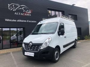 Fourgon Renault Master 125CV FOURGON GRAND CONFORT GALERIE ECHELLE  Occasion