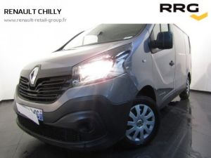 Fourgon Renault Trafic FGN L1H1 1200 KG DCI 120 ENERGY GRAND CONFORT Occasion