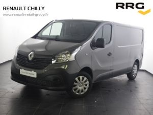 Fourgon Renault Trafic FGN L2H1 1300 KG DCI 145 ENERGY E6 GRAND CONFORT Occasion