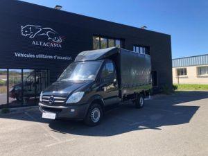 Fourgon Mercedes Sprinter Rideaux coulissants  313 D PLATEAU BACHE COULISSANT Occasion