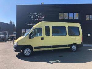 Furgón Citroen Jumper Microbuses TPMR 110 cv Occasion