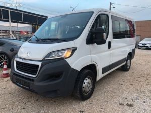 Furgón Peugeot Boxer Microbuses 2.2 HDI 130 CONFORT 9 PLACES  Occasion