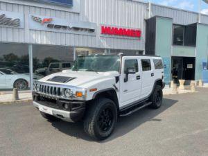 Hummer H2 Luxury V8 6.2L 398Chx Vendu