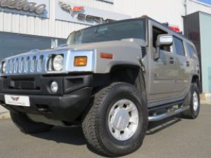 Hummer H2 V8 6.0L LUXURY Occasion