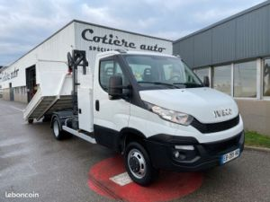 Iveco DAILY 35-17 polybenne coffre 24.000km Occasion