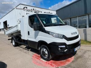 Iveco DAILY 35c15 benne coffre 2017 Occasion