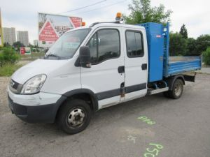 Iveco Daily 35C15 DOUBLE CABINE BENNE