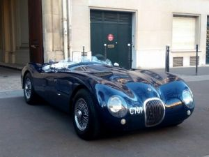 Jaguar C-Type REPLICA Occasion