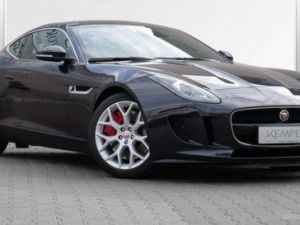 Jaguar F-Type COUPE 3.0 V6 S AUTO *Livraison + Garantie 12 mois* Occasion