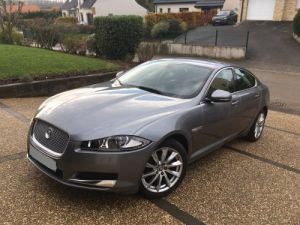 Jaguar XF luxury Occasion